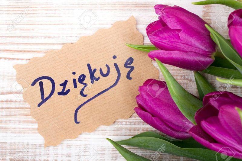 Ich denke an dich polnisch